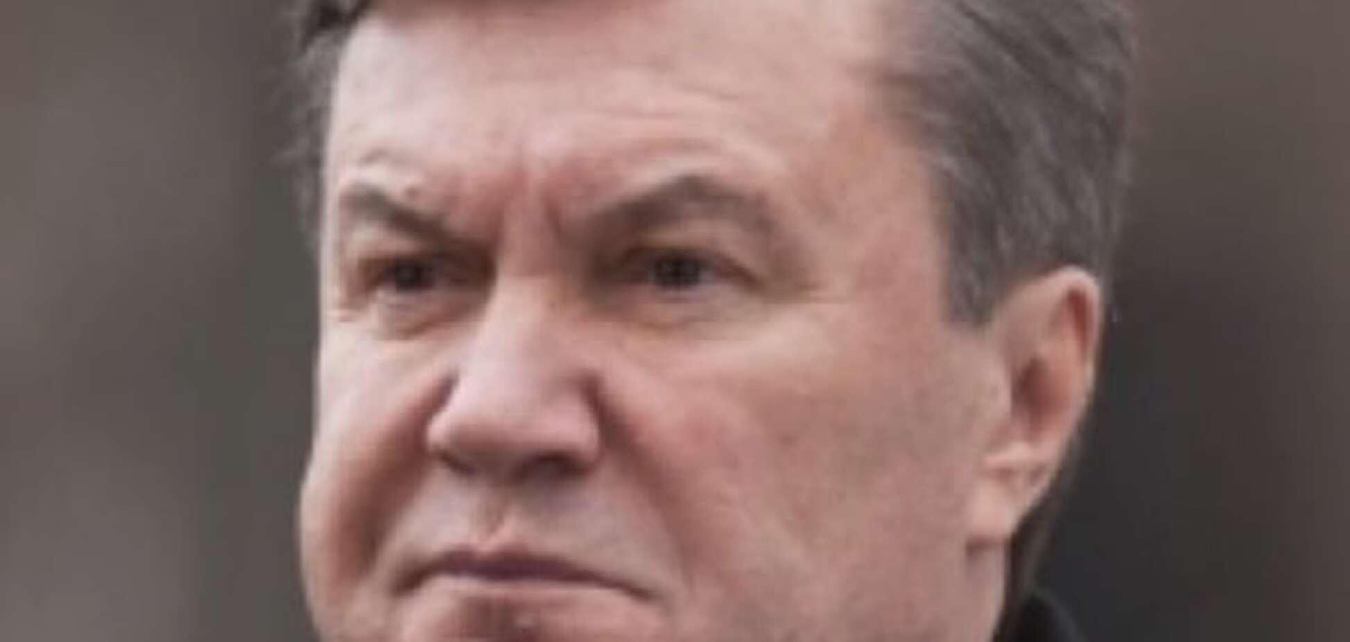Продовжено на рік: санкції ЄС проти Януковича і Ко набули чинності