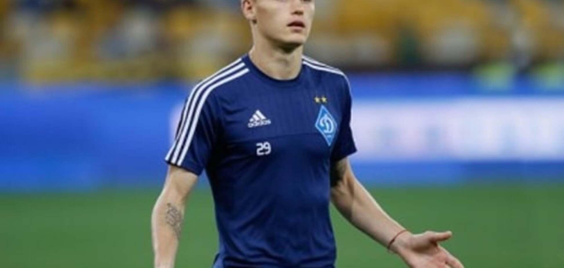 'Сталося непорозуміння'. Футболіст 'Динамо' пояснив казус після матчу Ліги чемпіонів із 'Манчестер Сіті'