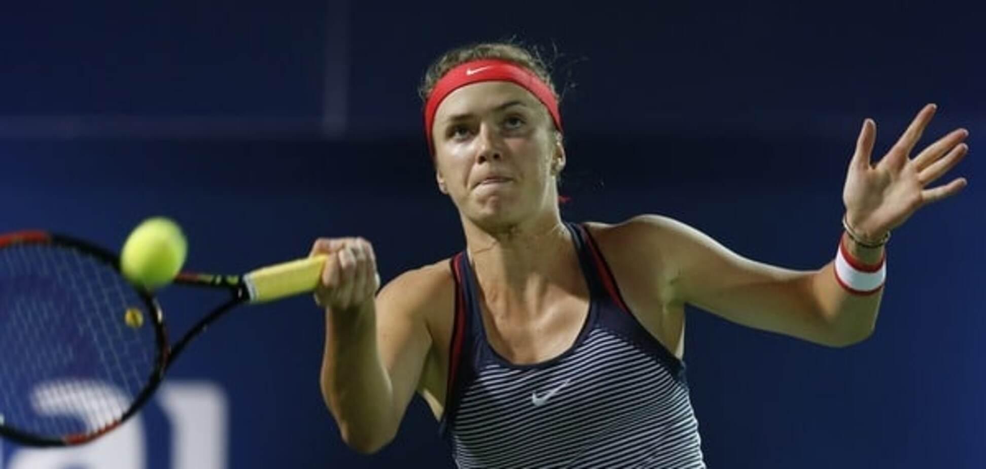 Перша ракетка України вийшла у фінал престижного тенісного турніру