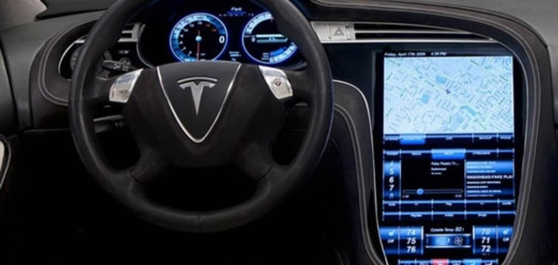 Tesla презентует бюджетный электрокар