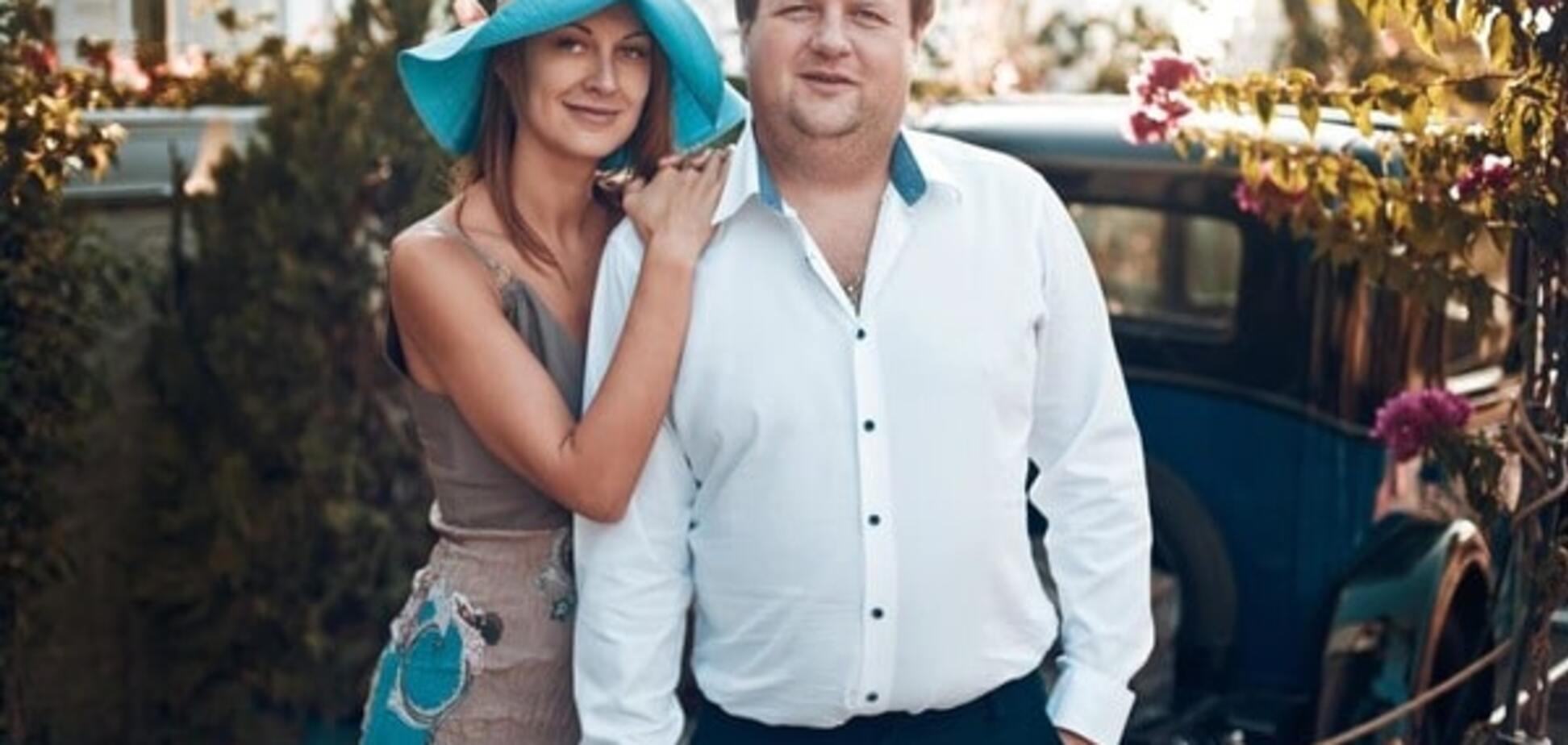 Виктор Бронюк откровенно о романтике, жене и Украине