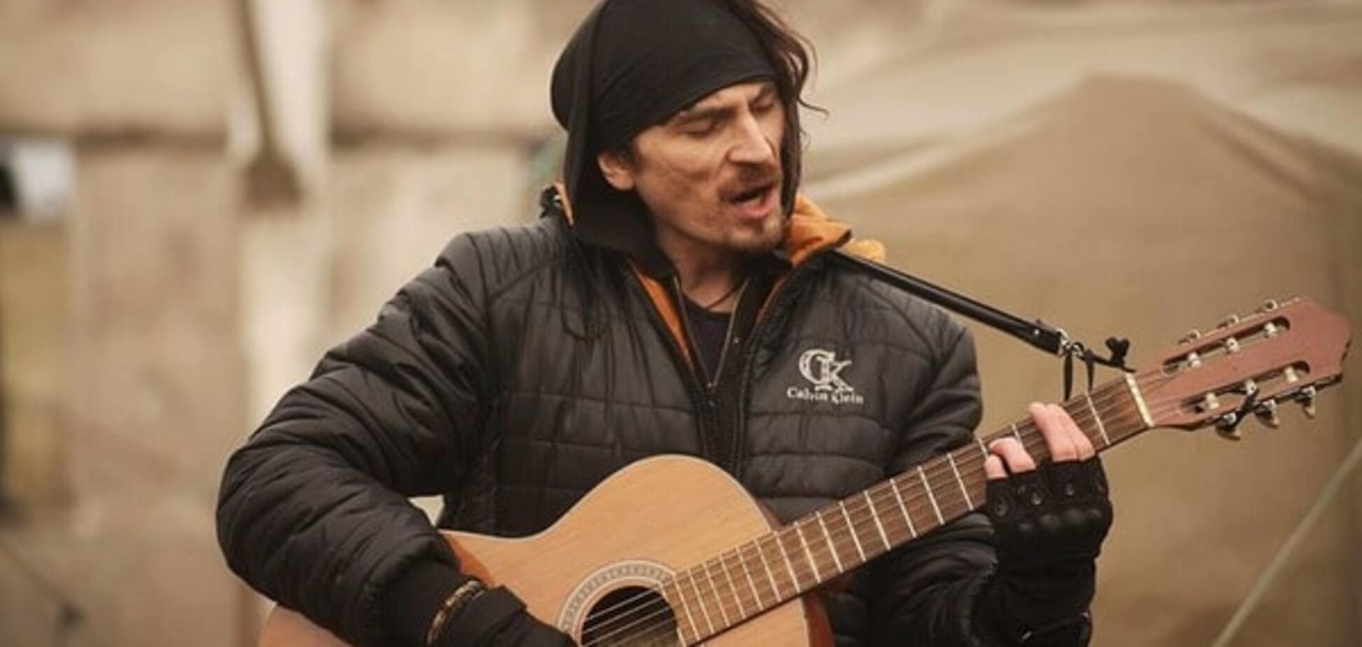 Игорь Тальков-младший выступил в оккупированном Луганске
