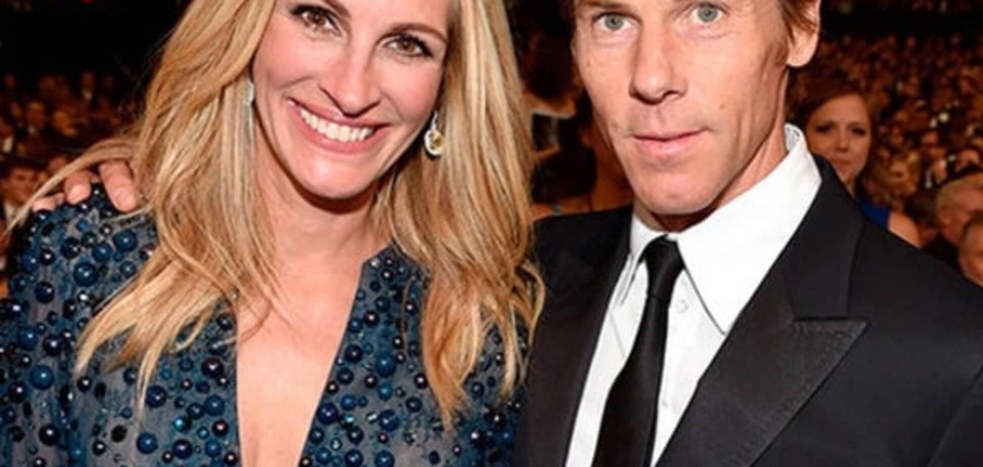 Джулія Робертс розлучилася з чоловіком після 14 років шлюбу