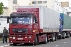 Російські фури прорвали блокаду у Волинській області