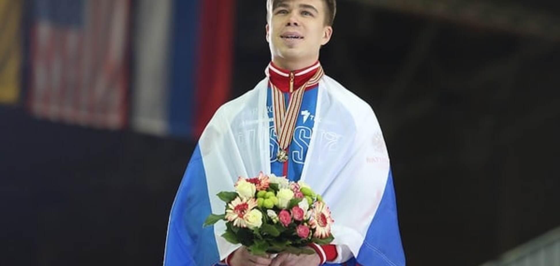 По слідах Шарапової: російський олімпійський чемпіон попався на допінгу