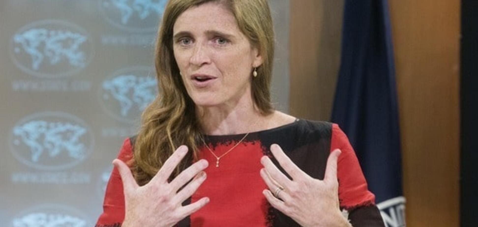Больно, но нужно: Пауэр объяснила 'целебный' эффект санкций против России