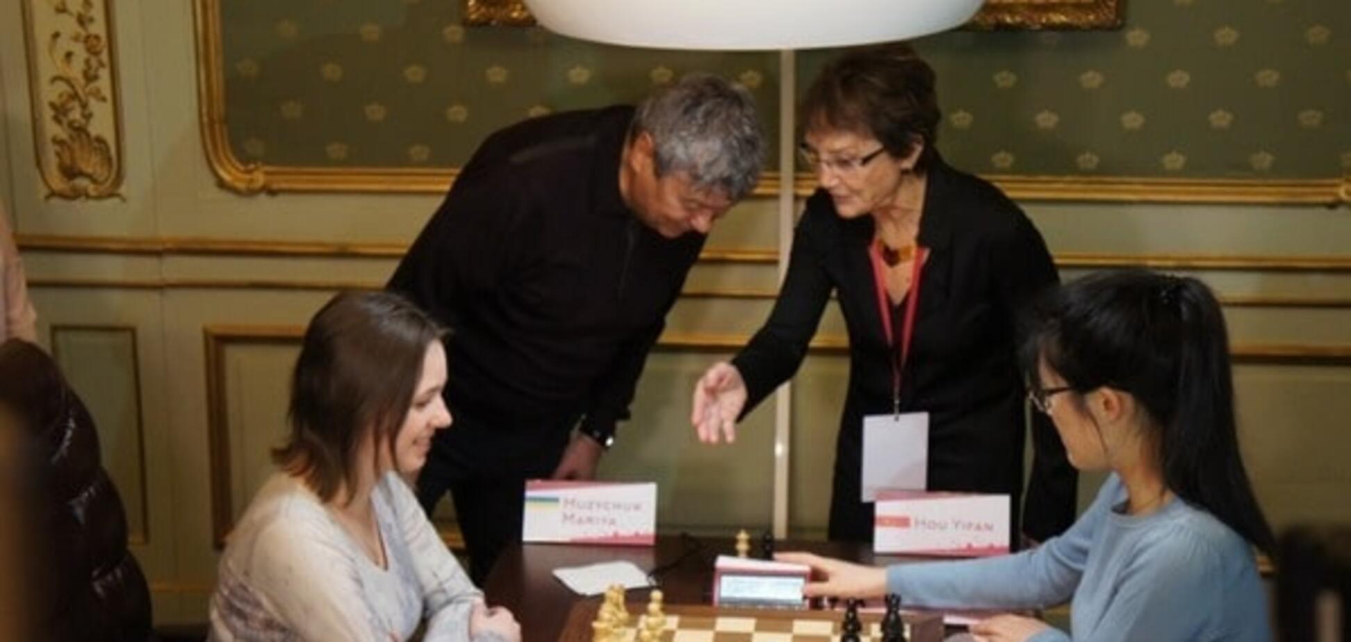 'Граю добре!' Луческу зробив хід за Музичук у фіналі чемпіонату світу з шахів: фотофакт