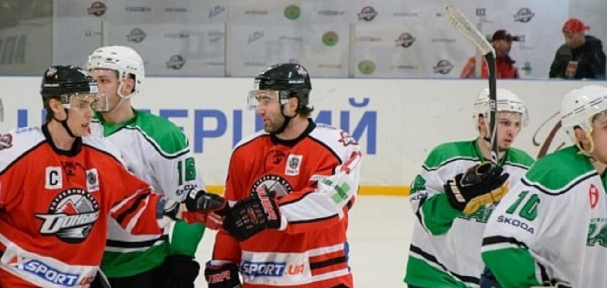 ХК 'Донбасс' блестяще выиграл регулярный чемпионат