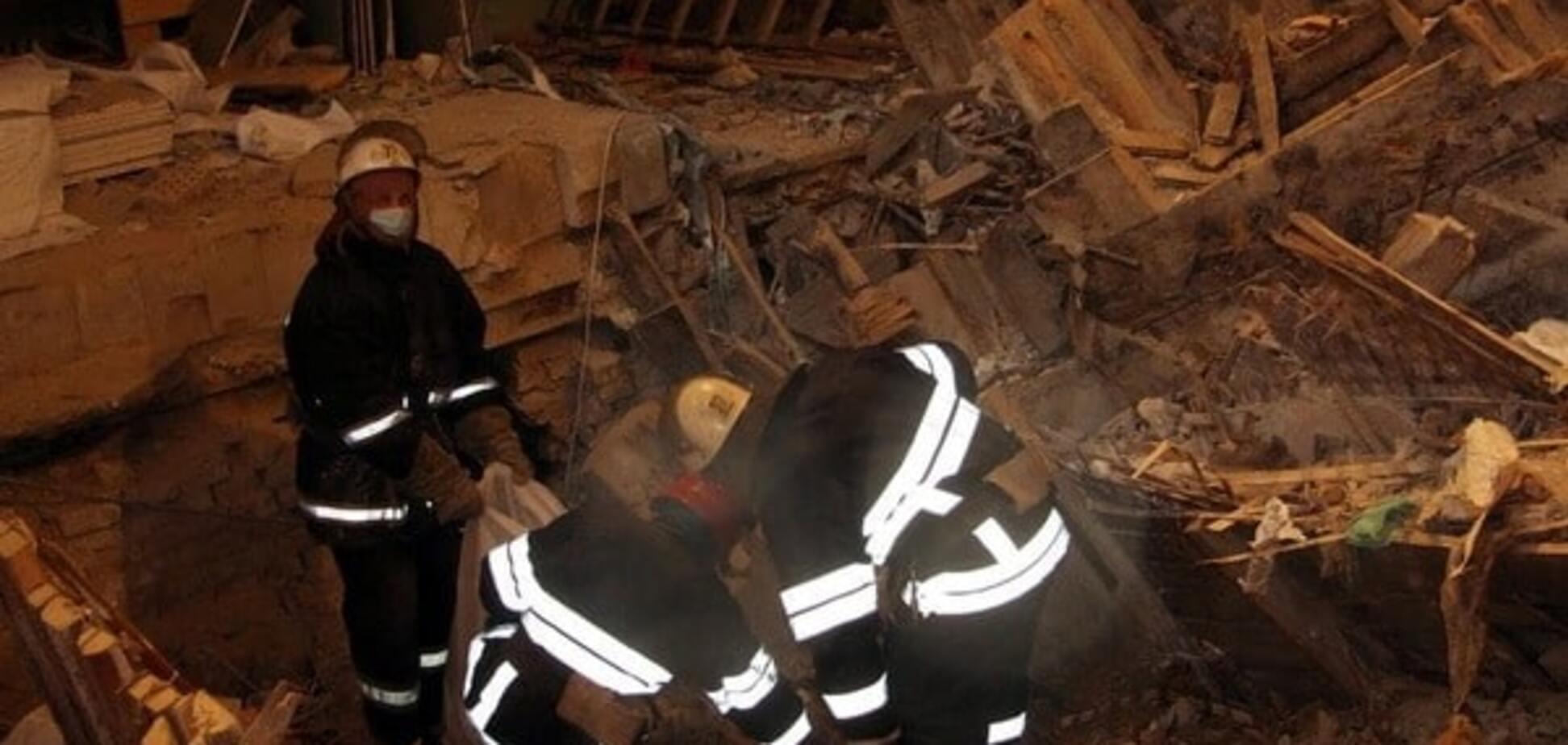Обвал будинку в Києві: будівельник розповів, які роботи в будинку проводилися насправді
