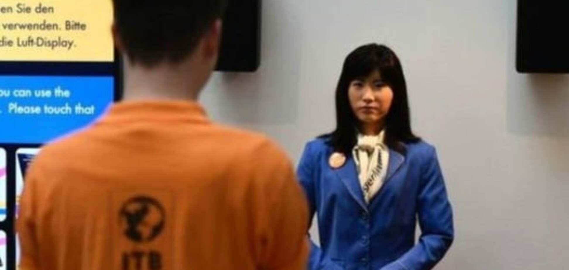 Как живой: Toshiba представила максимально человекоподобного робота