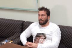 Чичваркін з'явився у Вільнюсі в светрі з портретом Савченко: фотофакт