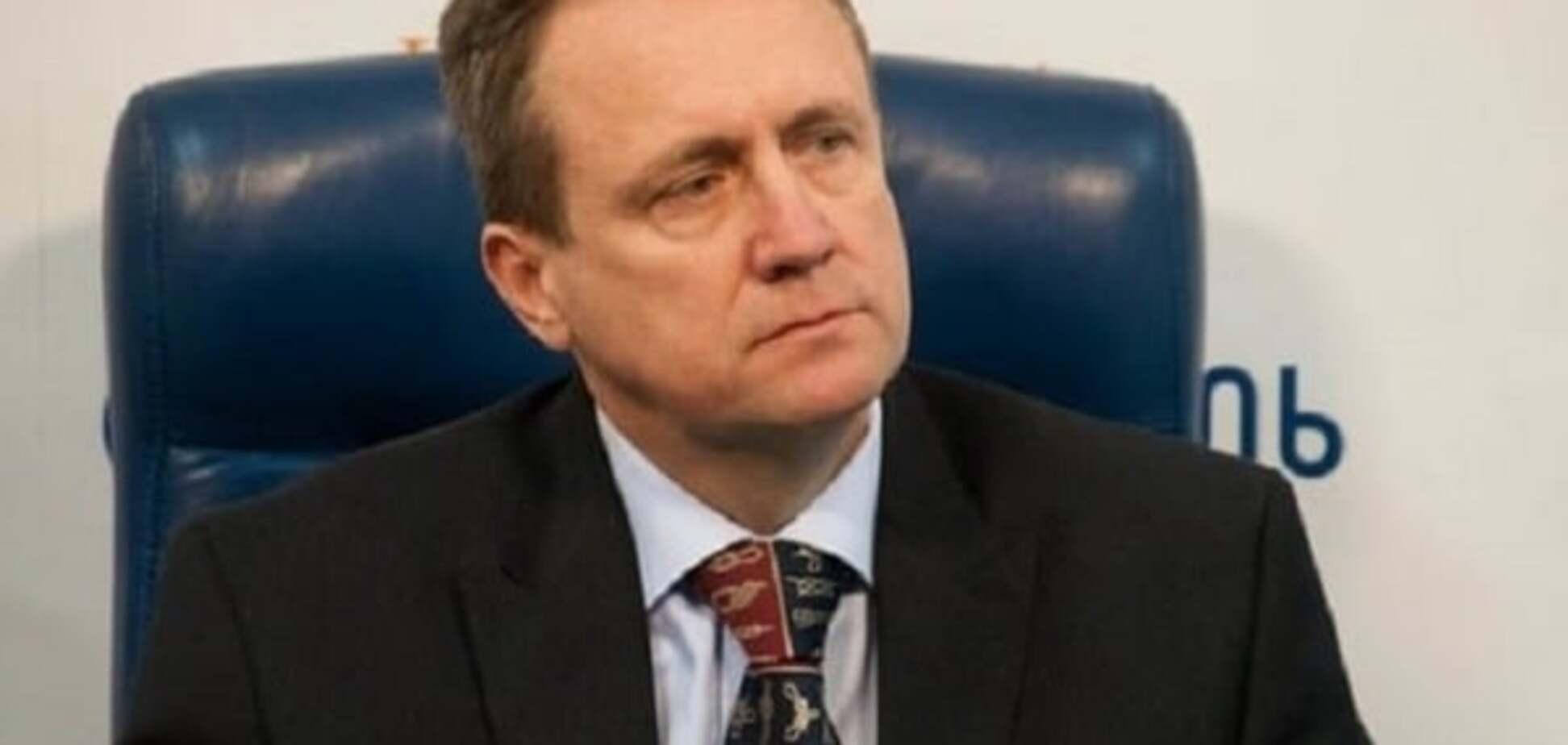 Поганий індикатор: адмірал Кабаненко попередив про небезпеку застосування 'дипломатії бомбардувань'