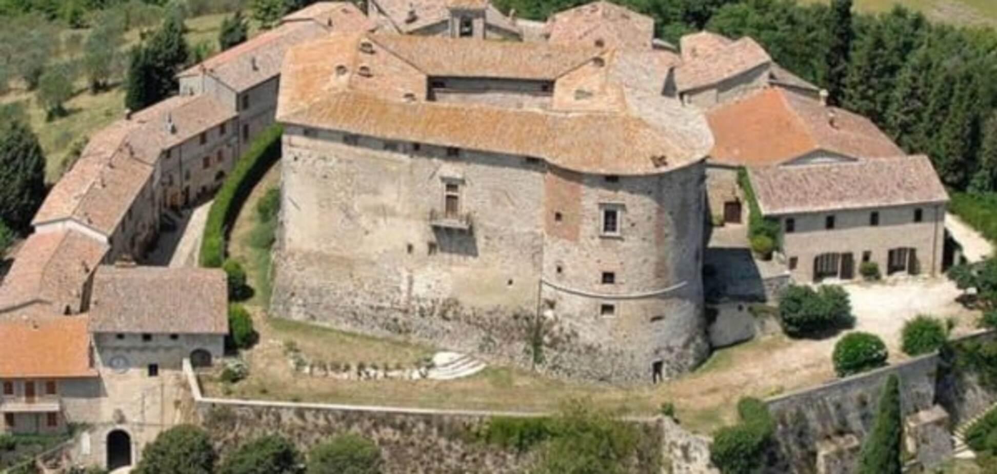 Замок Сизмано