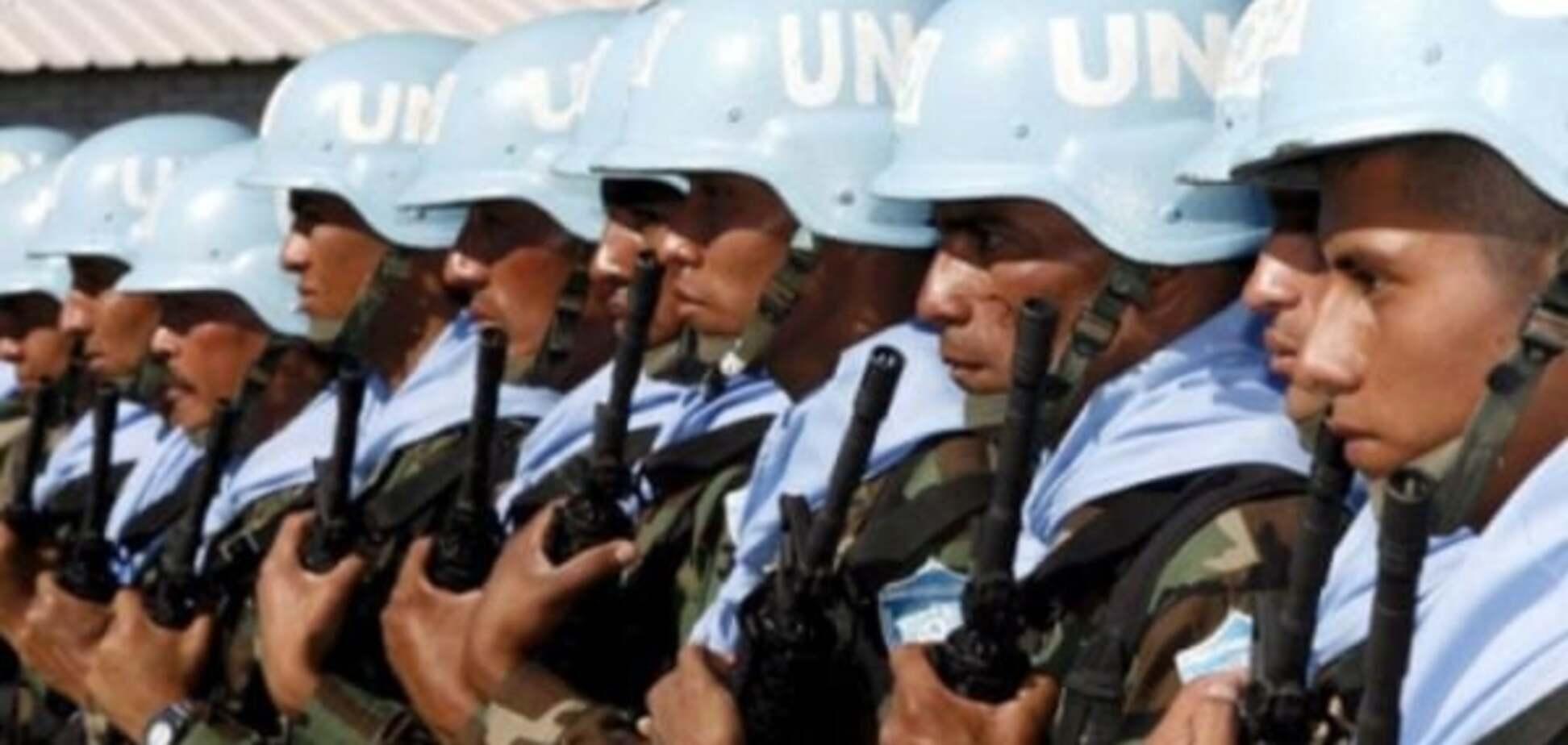 'Вражений до глибини душі': миротворців ООН знову звинуватили в сексуальному насильстві