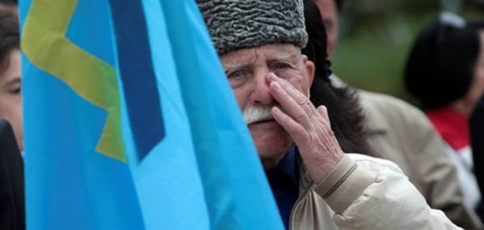 У Криму озброєні силовики затримали десятки кримських татар