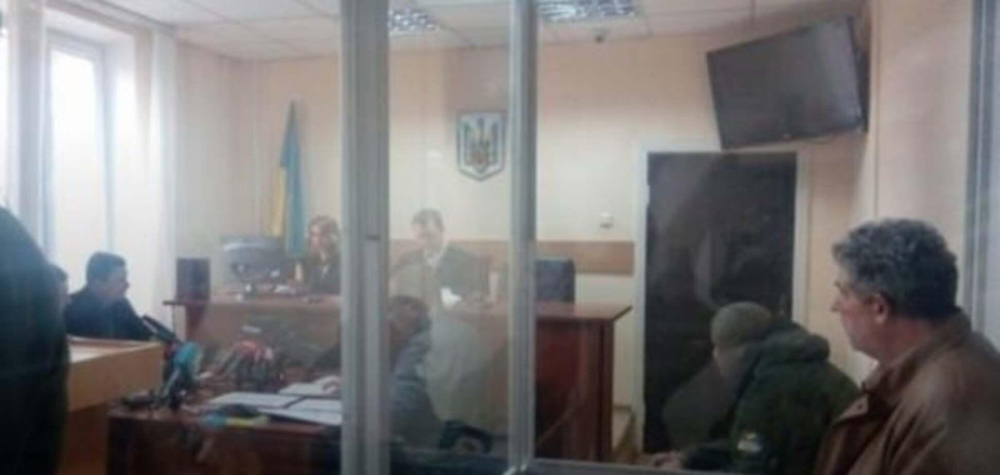 Суд заарештував одеського суддю-стрілка
