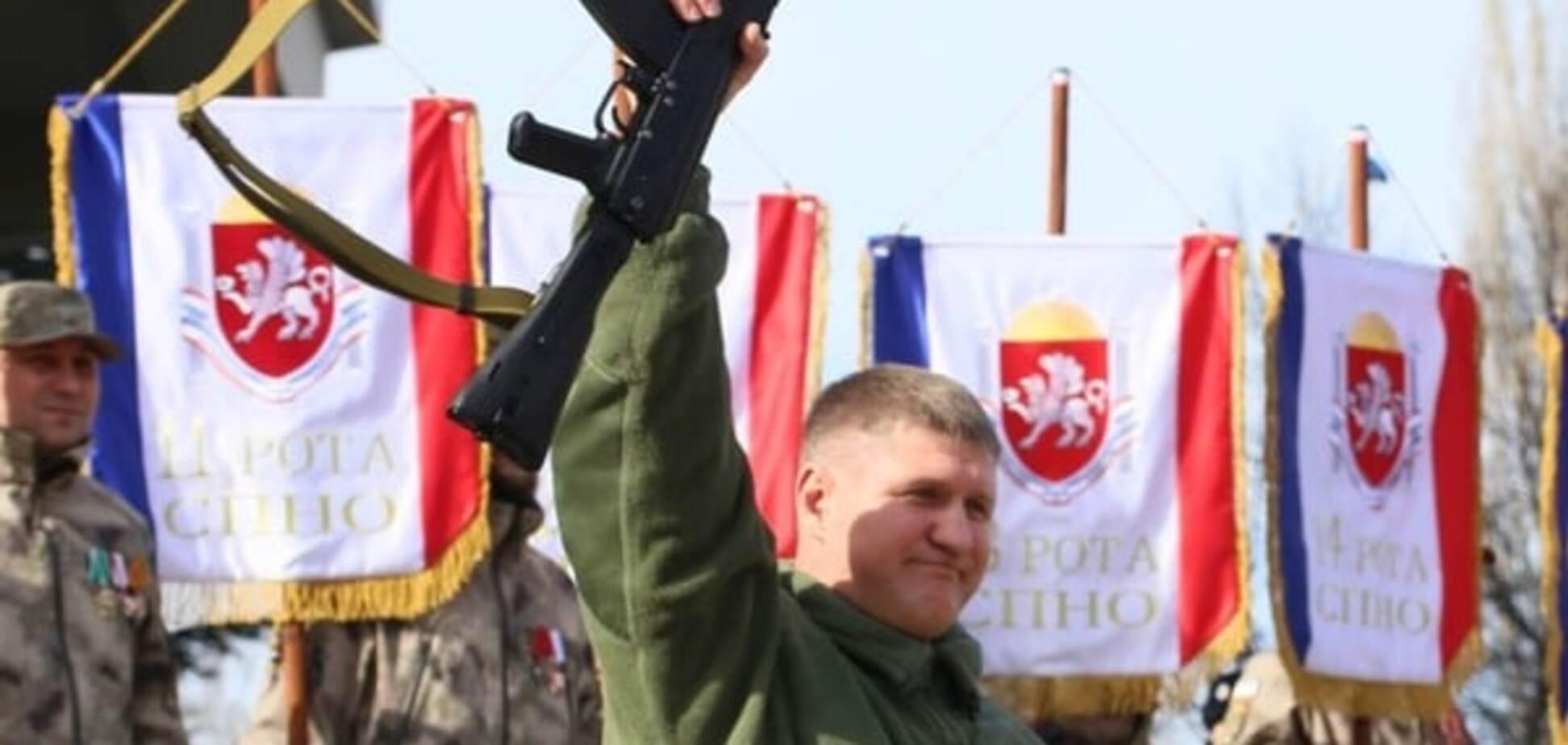 'Патріоти Путіна': в Криму 'ветерани ФСБ' створили нову політсилу