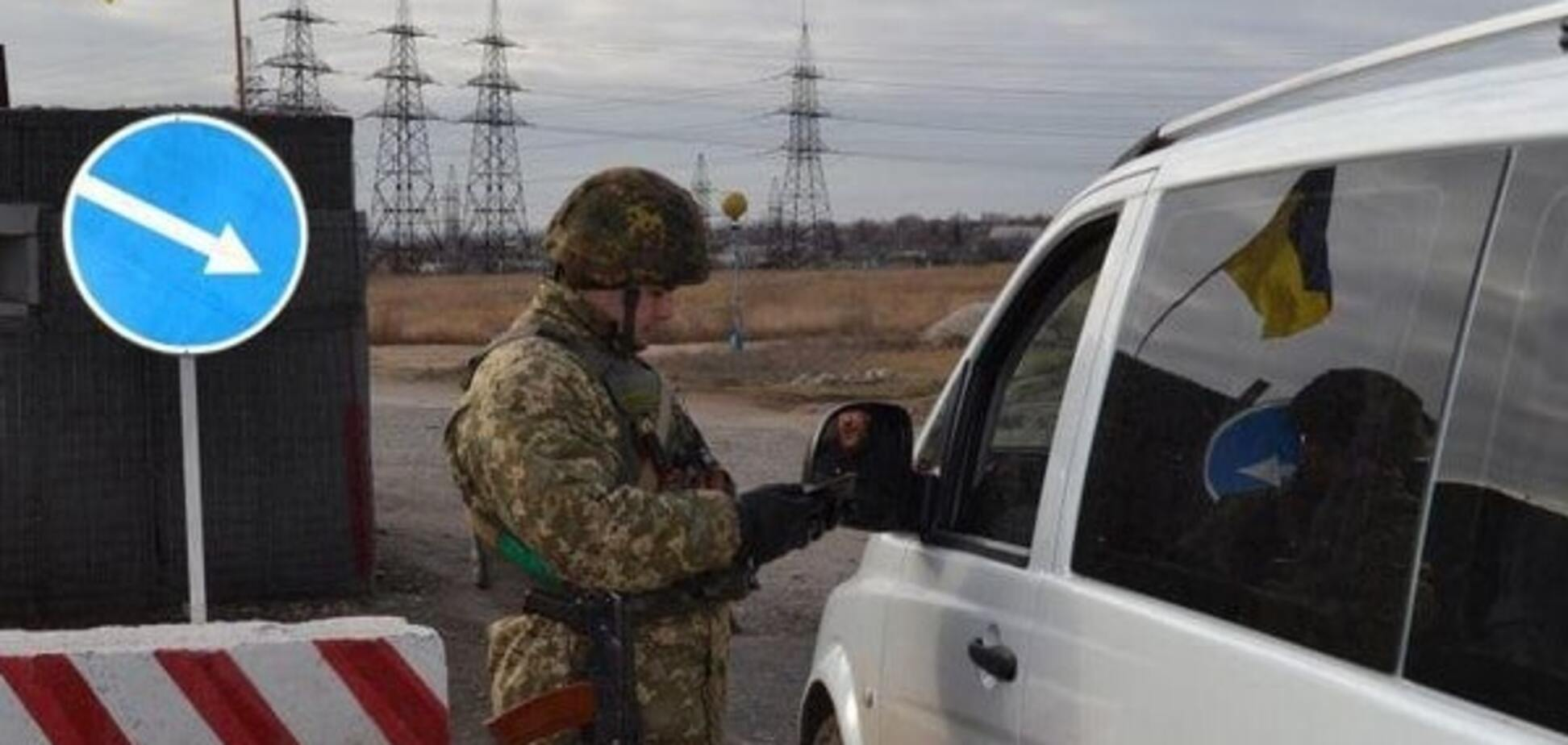 На Луганщині ЗСУ зміцнили безпеку пропускного пункту 'Золоте'