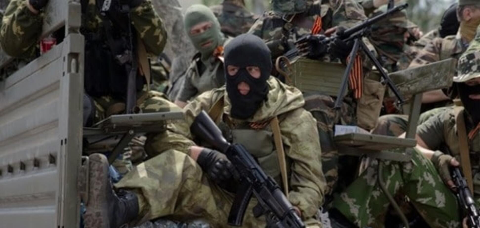Терористи на Донбасі завдали 30 потужних ударів із забороненої зброї