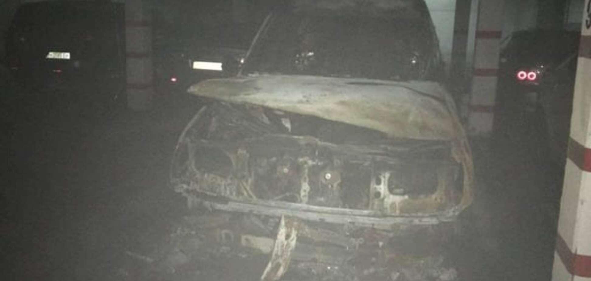 В Одесі прогримів вибух: злетіло в повітря авто