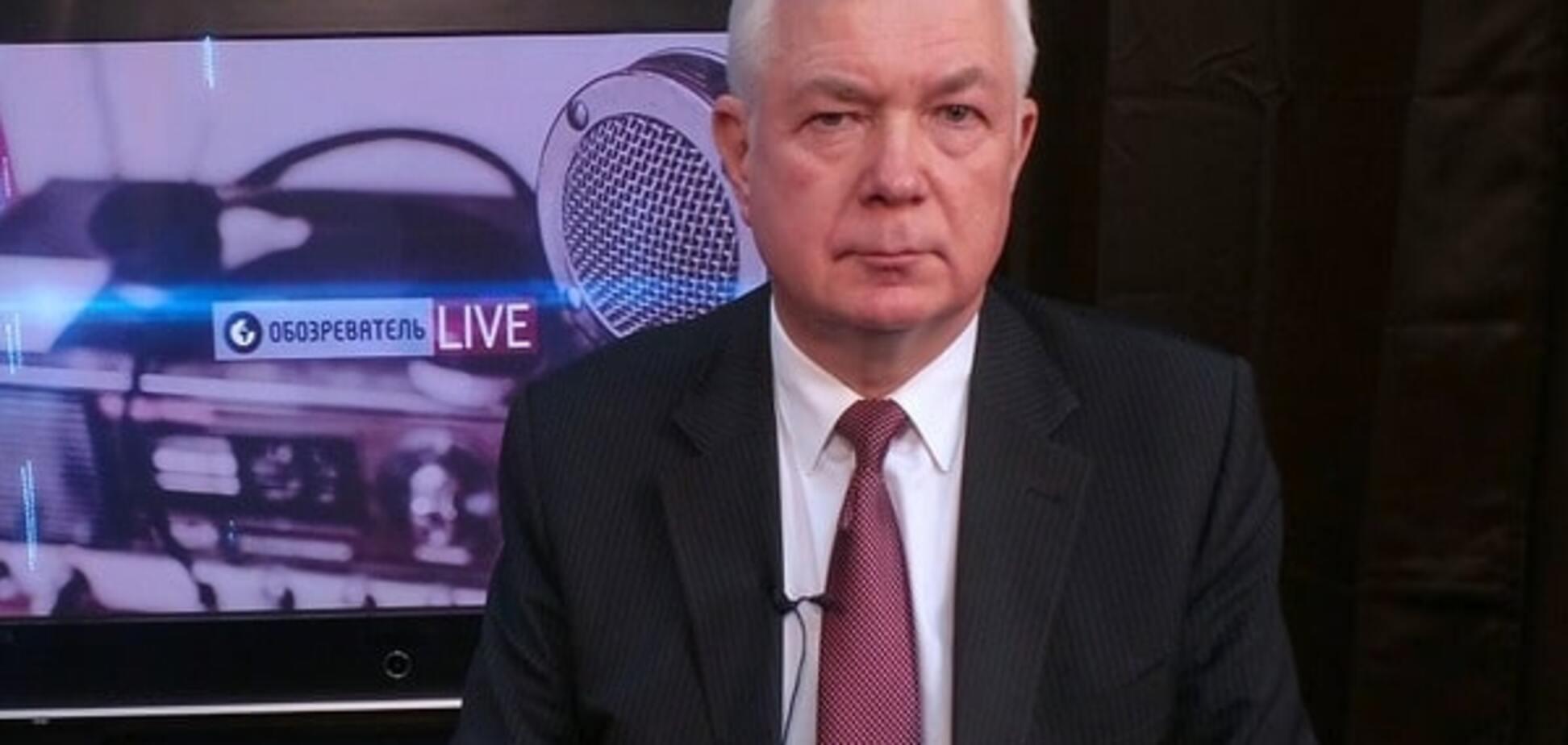 Не за сценарієм Путіна: Маломуж розповів, як припинити бойові дії на Донбасі