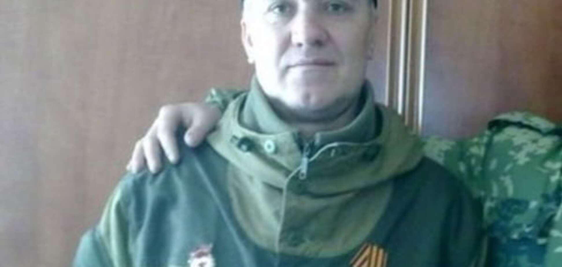 На Донбасі загинув один з командирів горлівських терористів 'Батя'