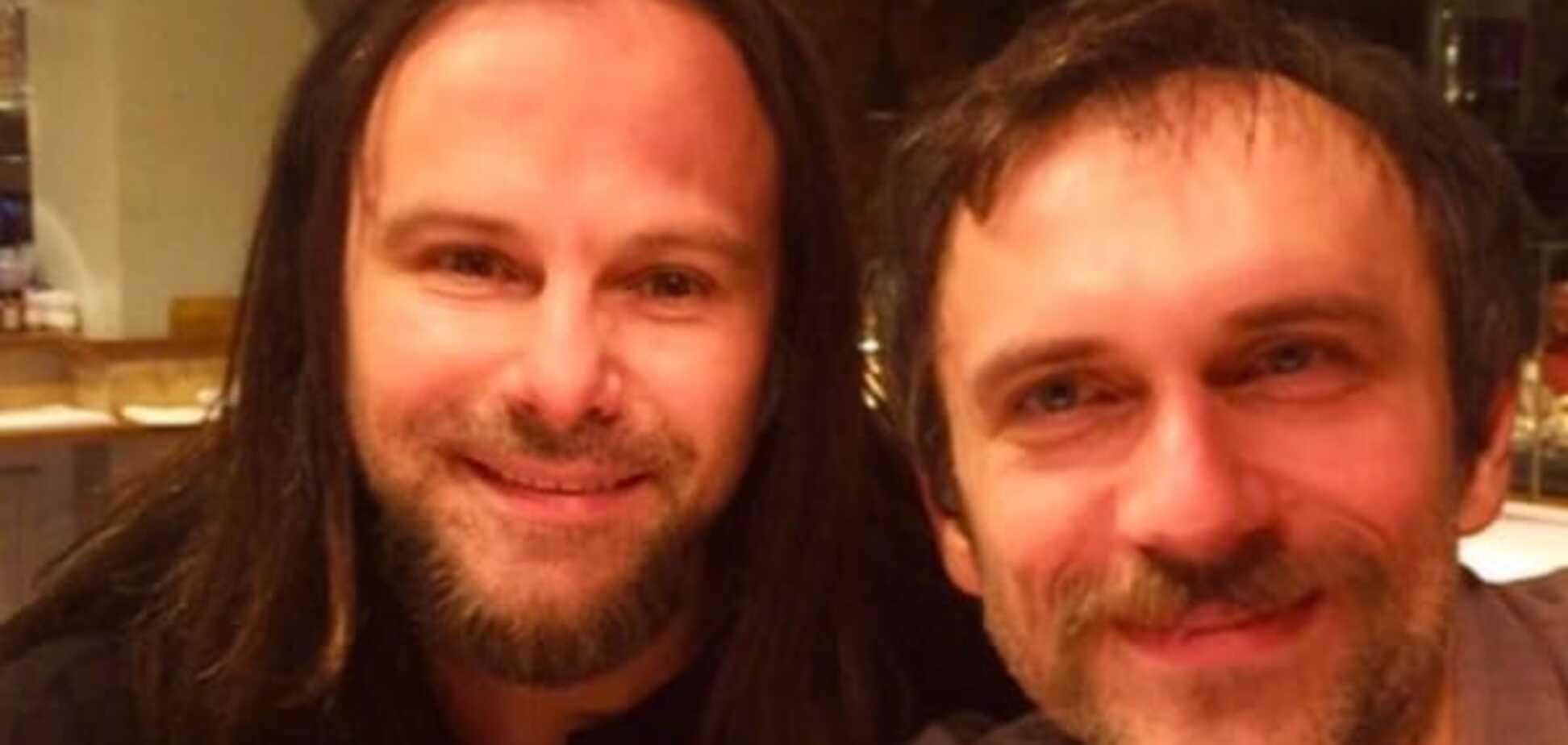 Вакарчук з довгим волоссям і бородою розсмішив користувачів мережі
