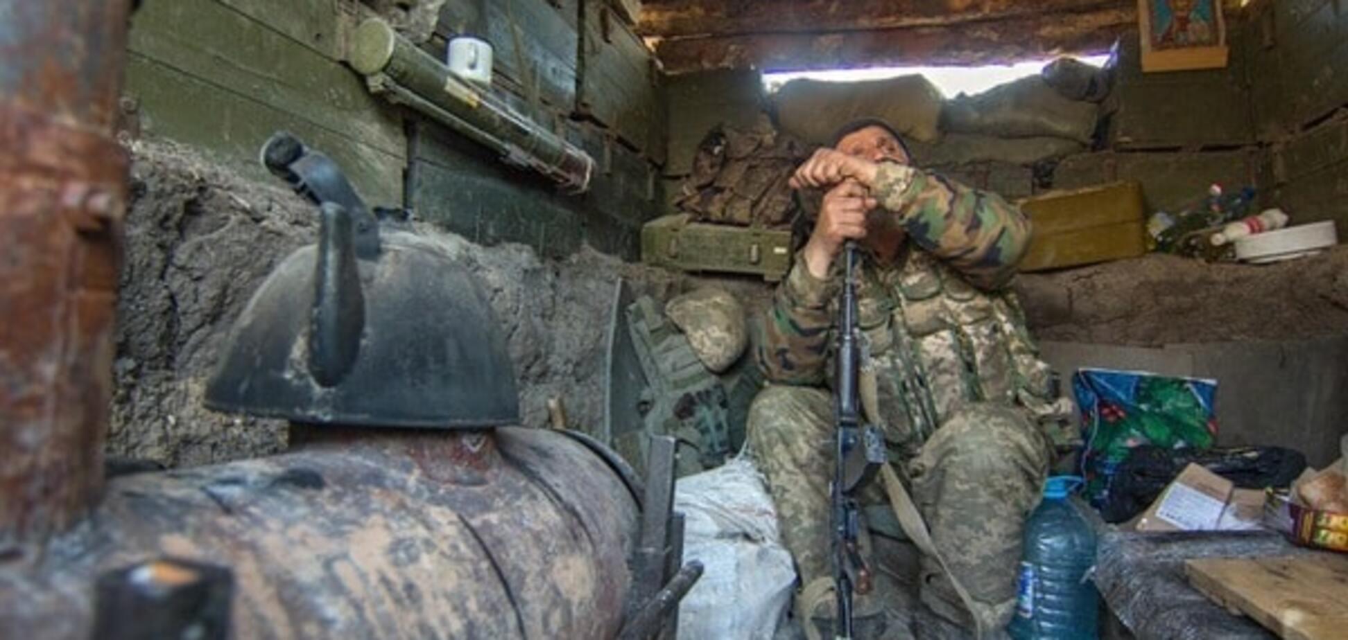 Терористи атакували бійців АТО в Авдіївці з мінометів