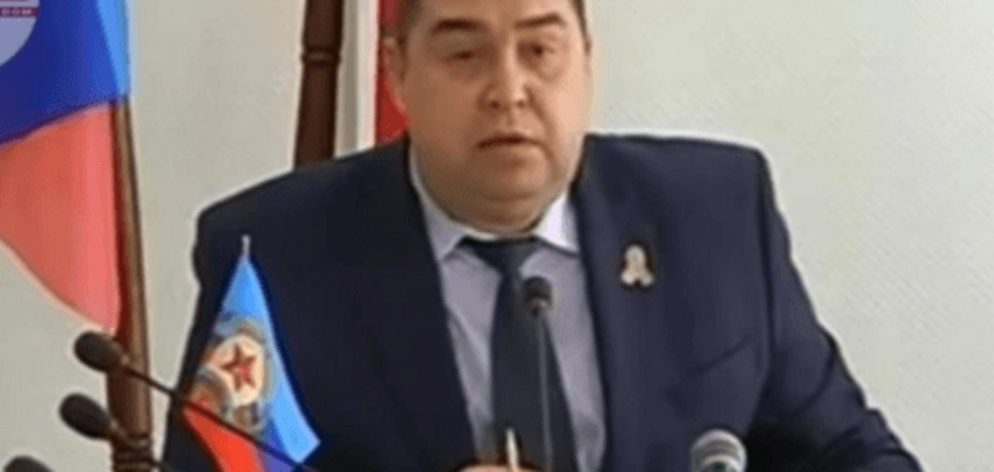 'Інвестицій не буде': Плотницький назвав 'ЛНР' банановою республікою