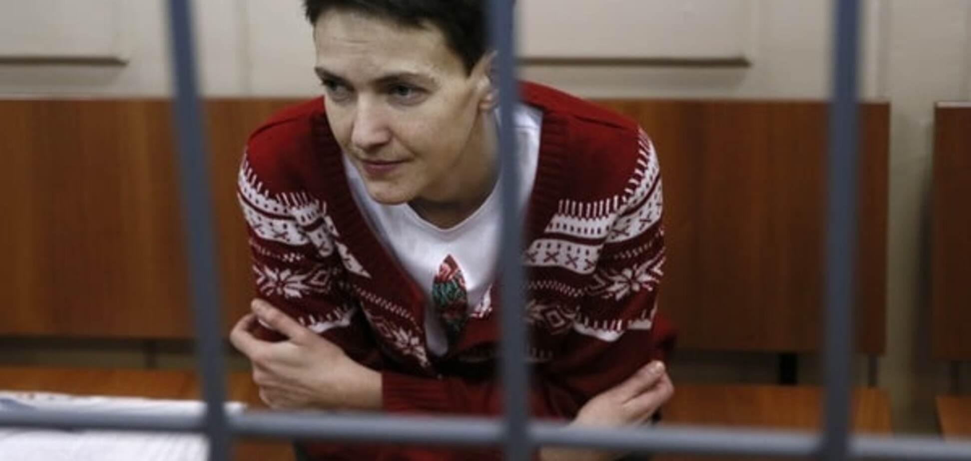 Віра Савченко: Надя скоро ляже в лікарню