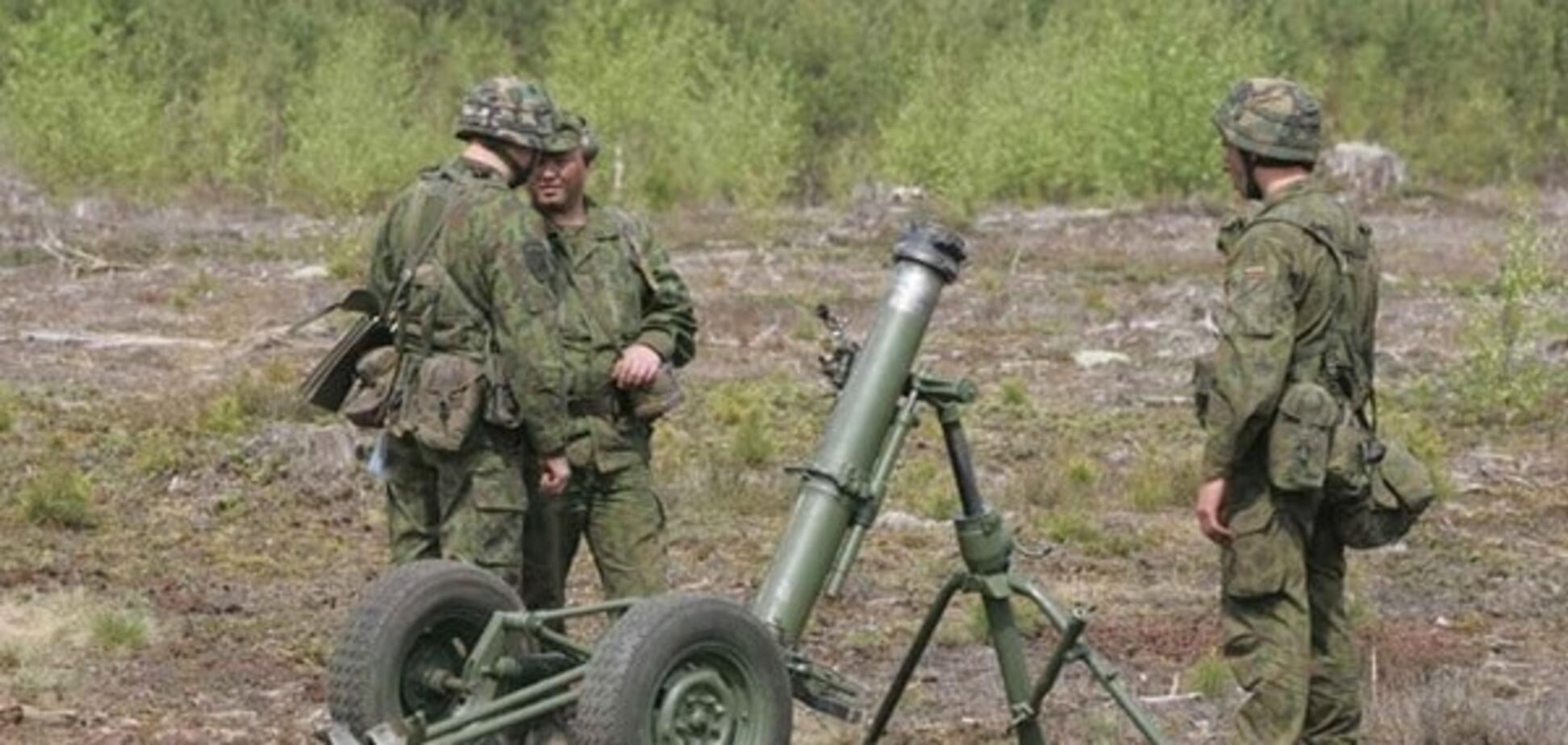 Терористи влаштували на Донбасі 'мінний дощ'