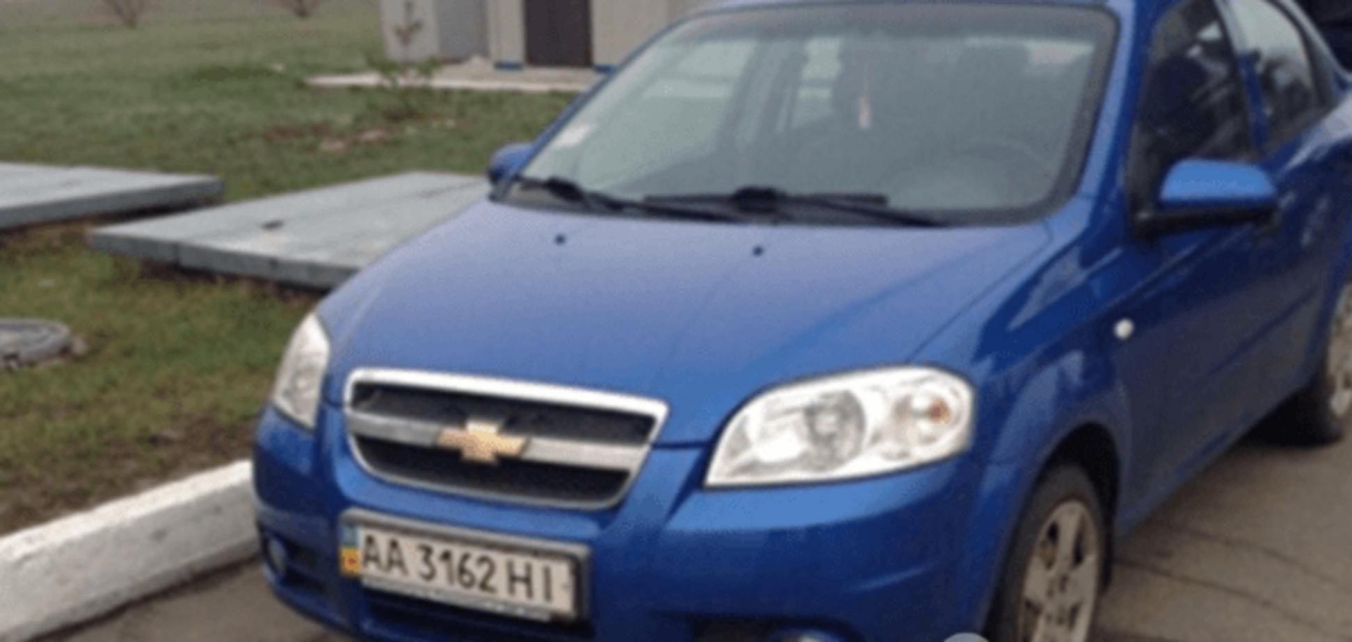 У Києві поліція затримала 'фанатів' Chevrolet Aveo, яких підозрюють у 20 угонах
