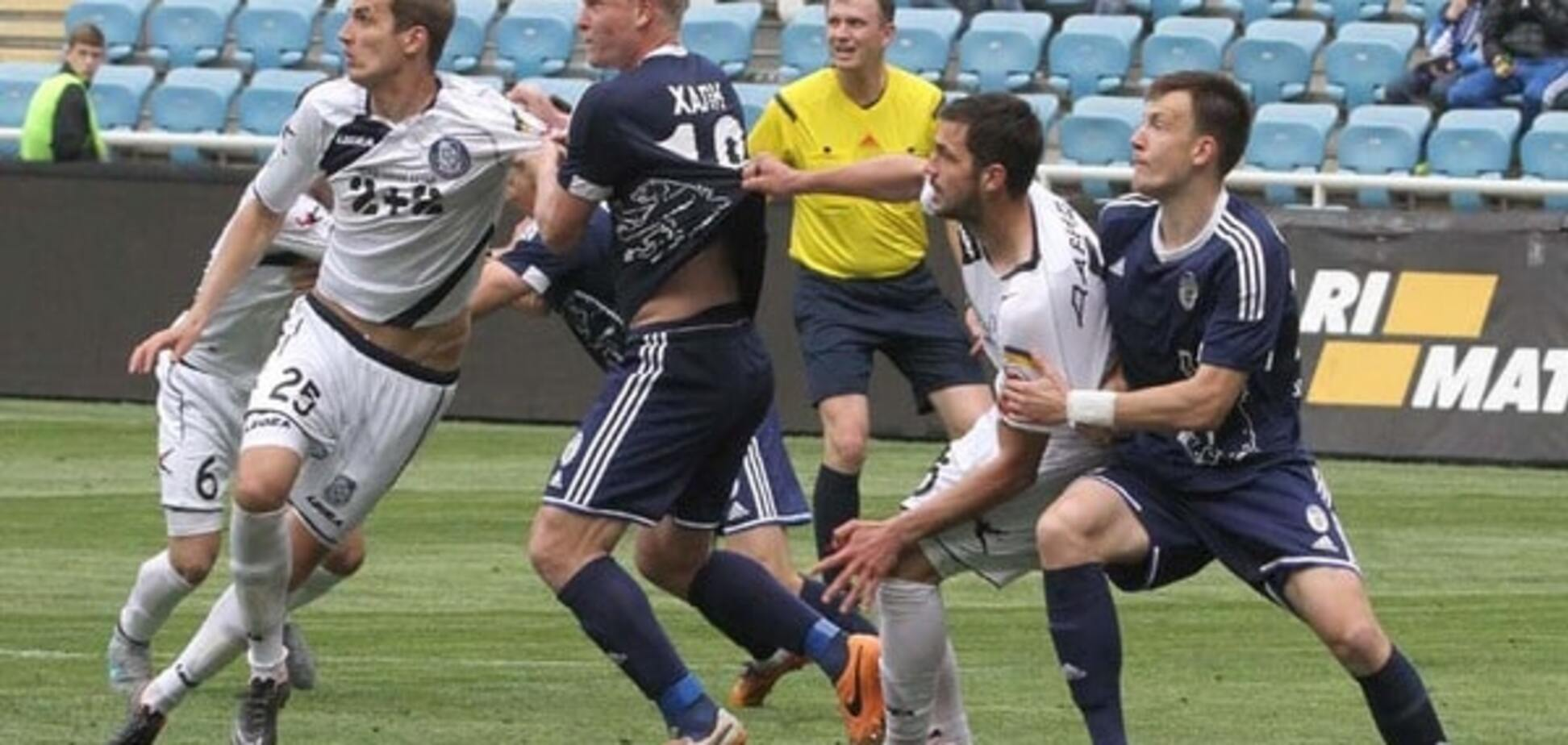 ФФУ знайшла договірний матч у Прем'єр-лізі