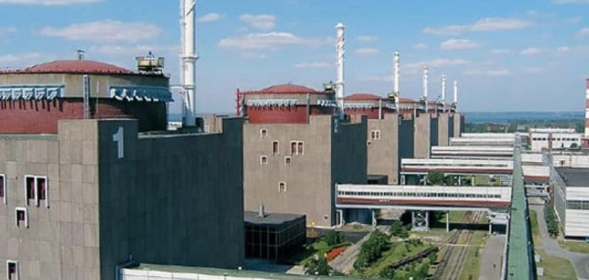 Проблеми на Запорізькій АЕС: відключений шостий енергоблок