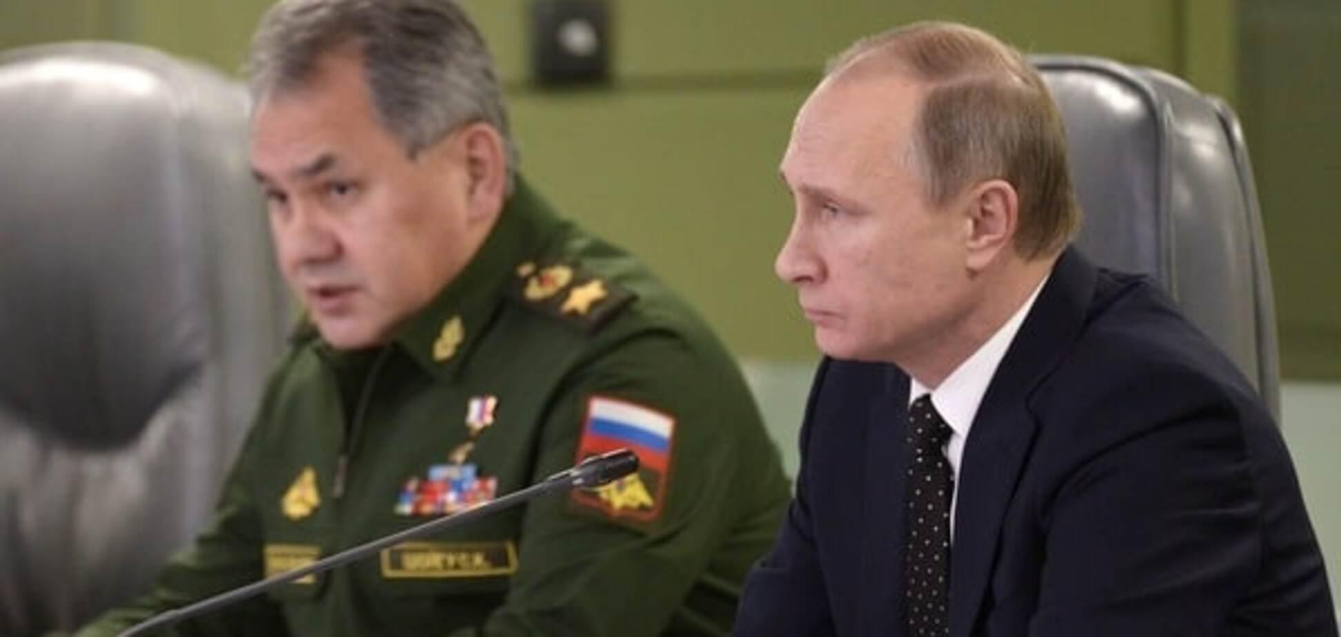 Путін подарував Шойгу під забудову історичні об'єкти Севастополя - розвідка