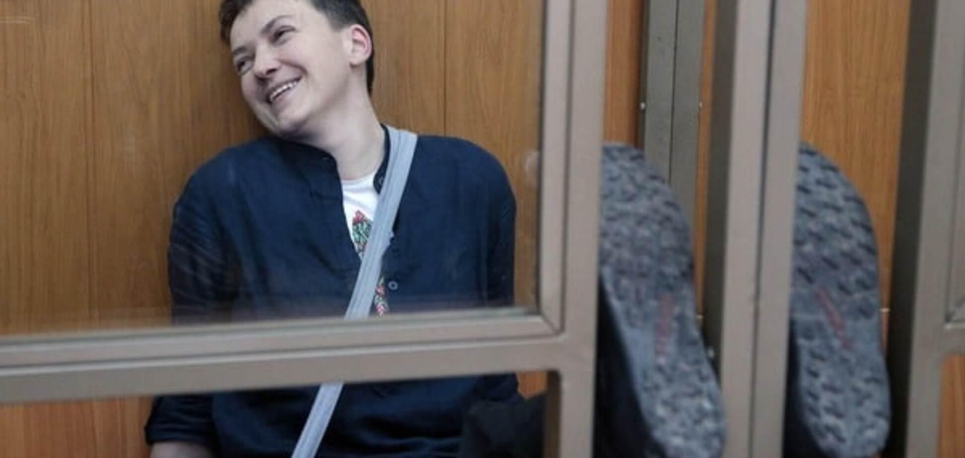 Домовленості про звільнення Савченко зірвалися - сестра