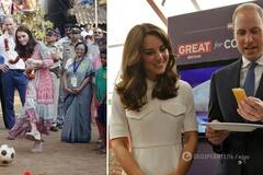 Приключения принца Уильяма и Кейт Миддлтон в Индии