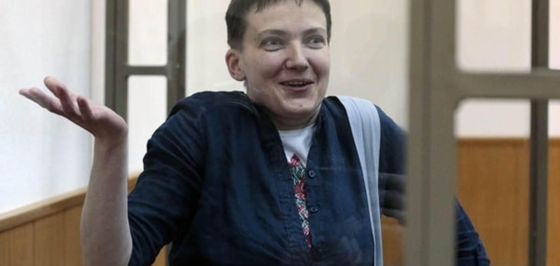 Адвокат назвав дату можливої госпіталізації Савченко