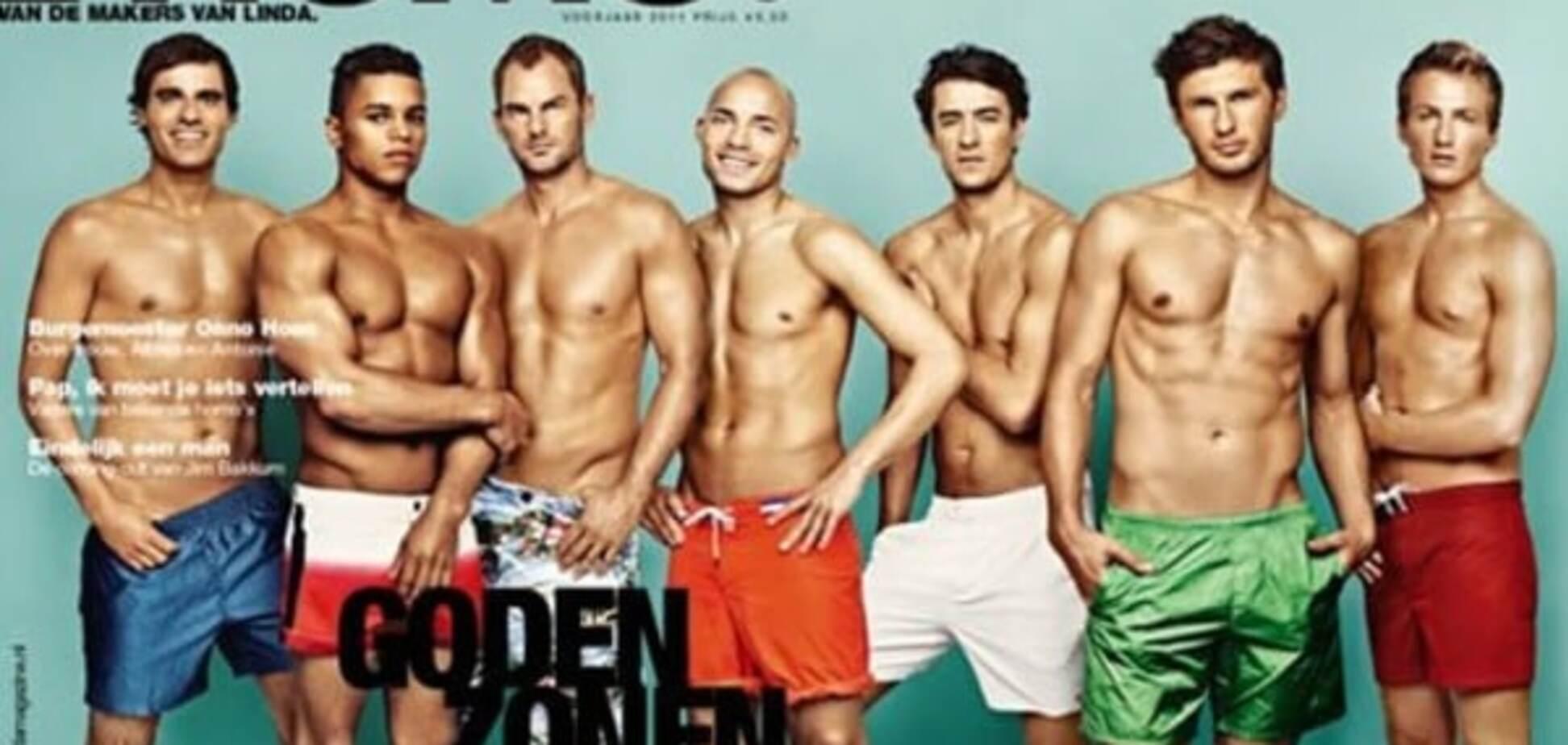 Віце-чемпіона світу в Росії вважали геєм через фотосесію з українцем