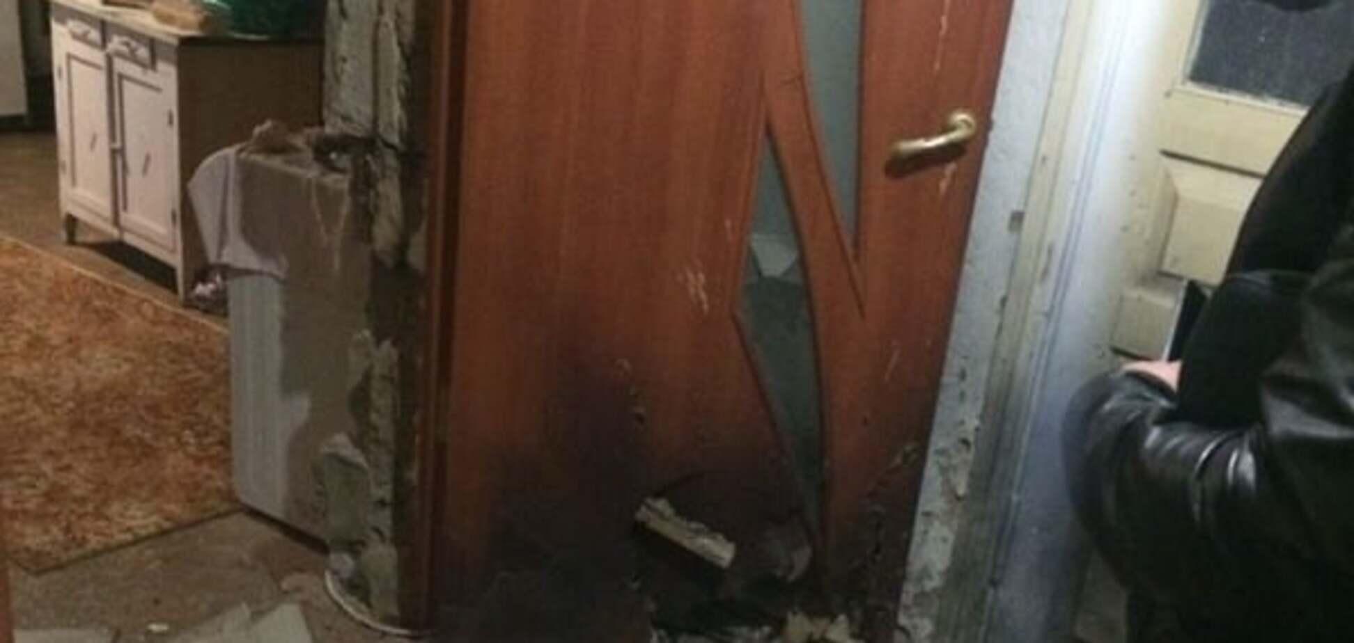 У центрі Маріуполя в житловому будинку прогримів вибух