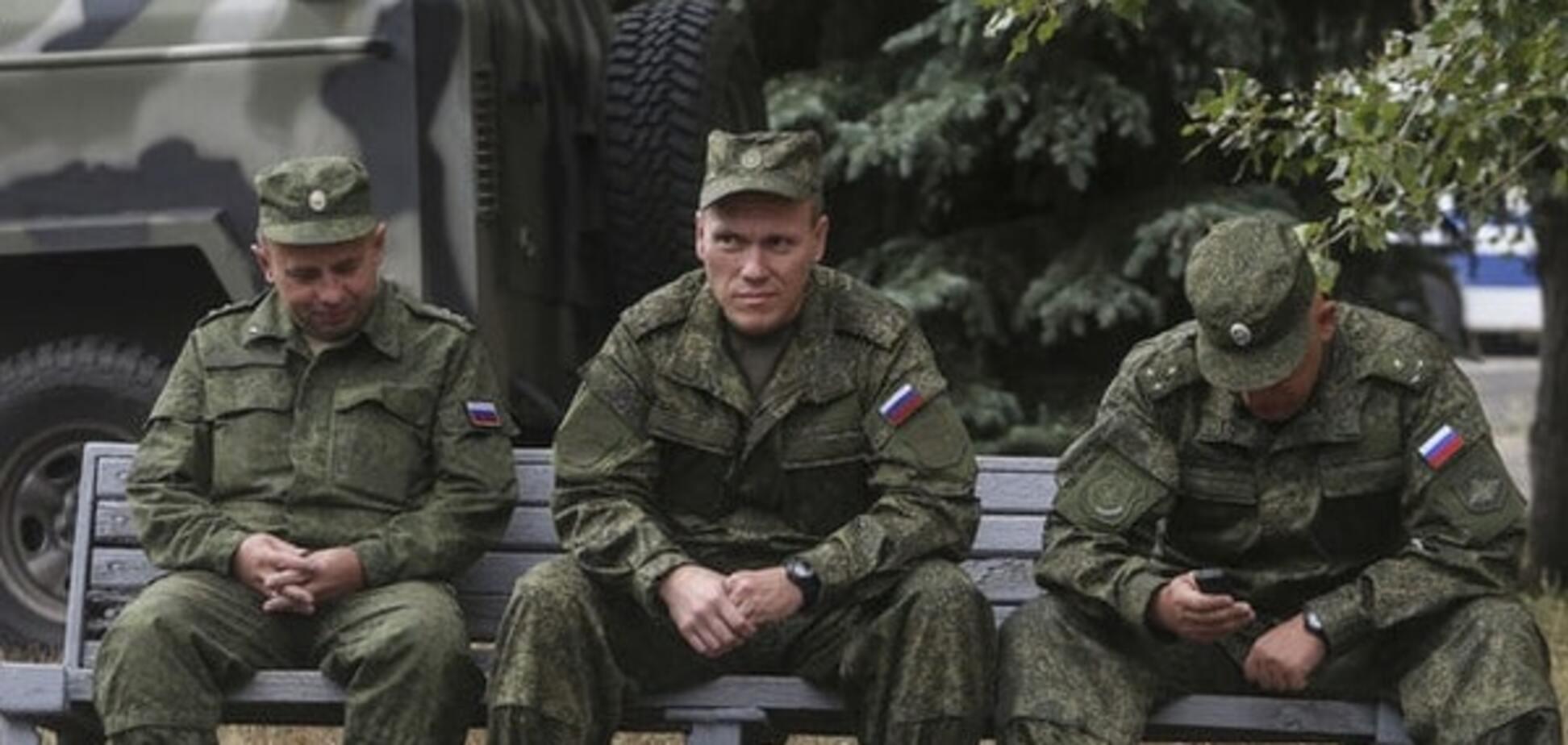 Розвідка виявила 'начальника відділу кадрів' російських найманців на Донбасі