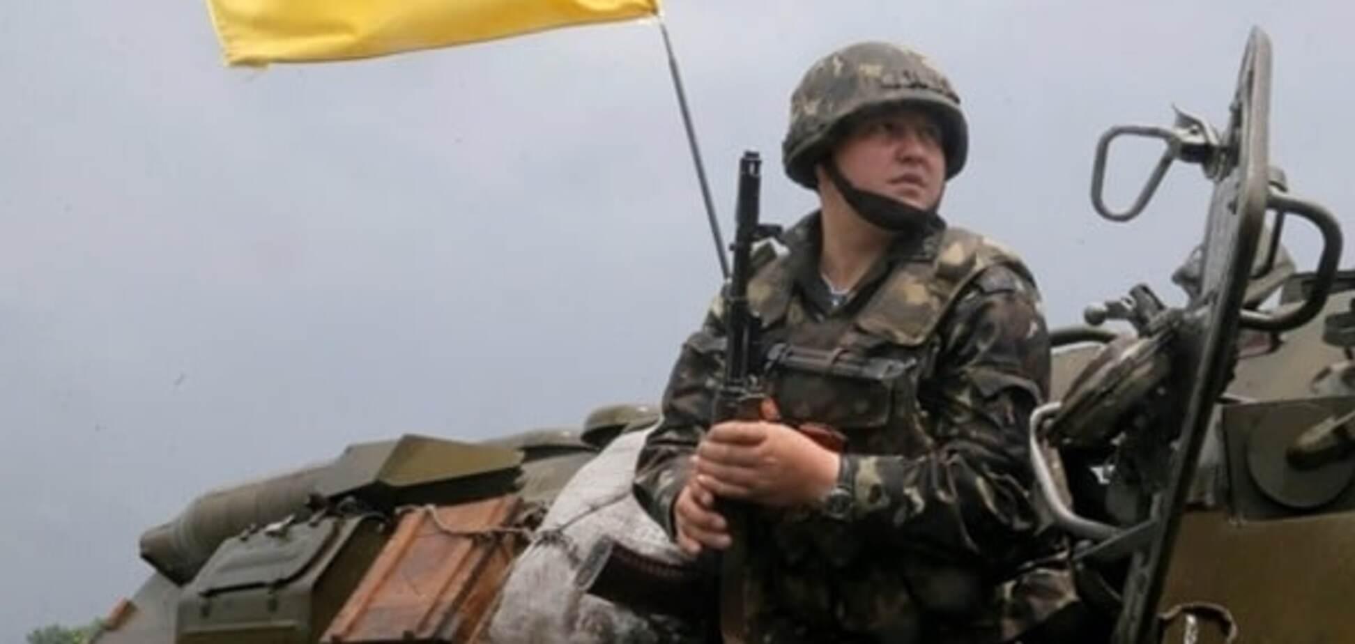 Біля Авдіївки загинув український військовий
