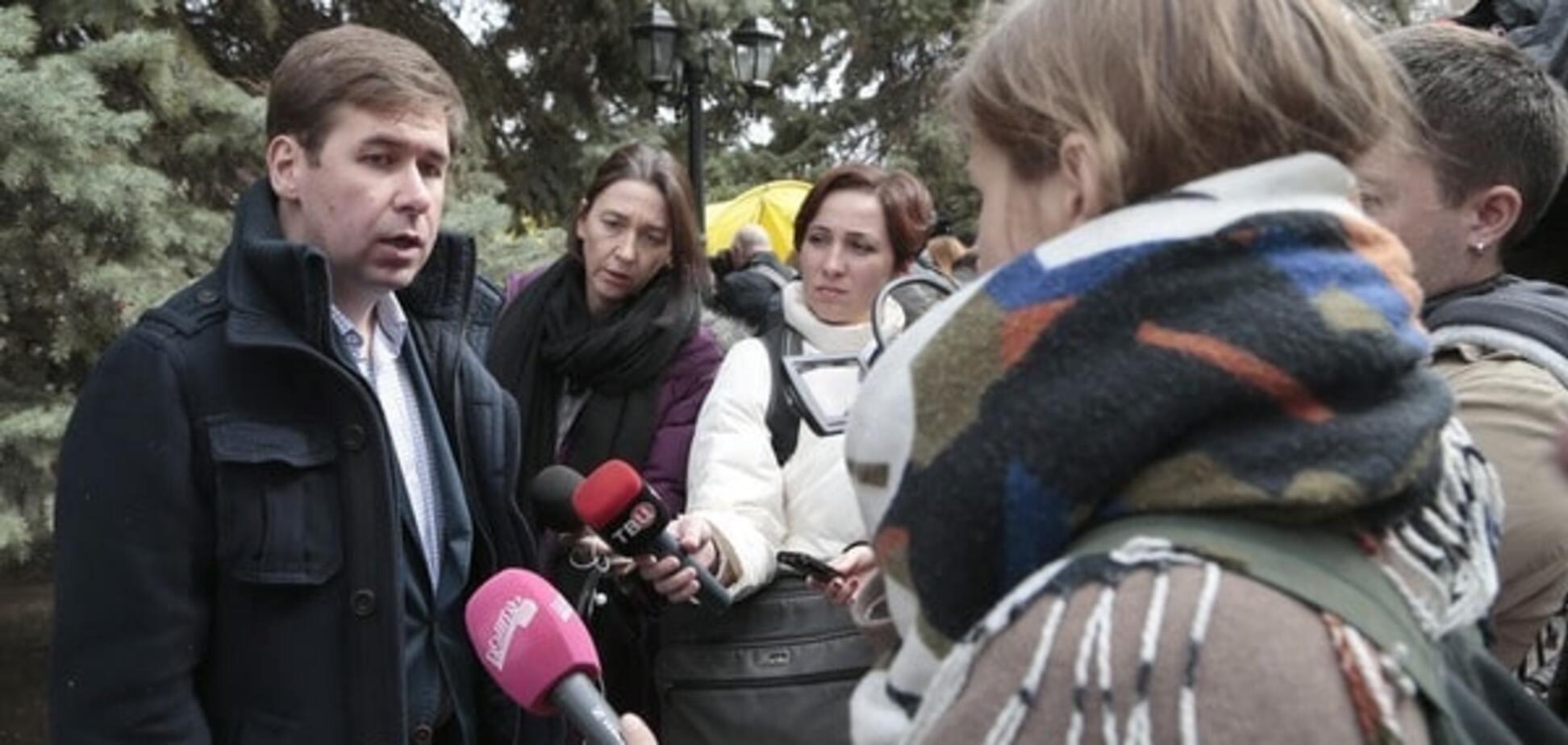 Новіков припустив, що може повторити долю вбитого адвоката Грабовського