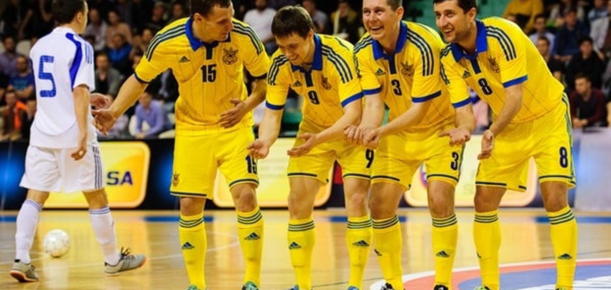 Де дивитися Україна - Словаччина: розклад трансляцій плей-офф чемпіонату світу з футзалу