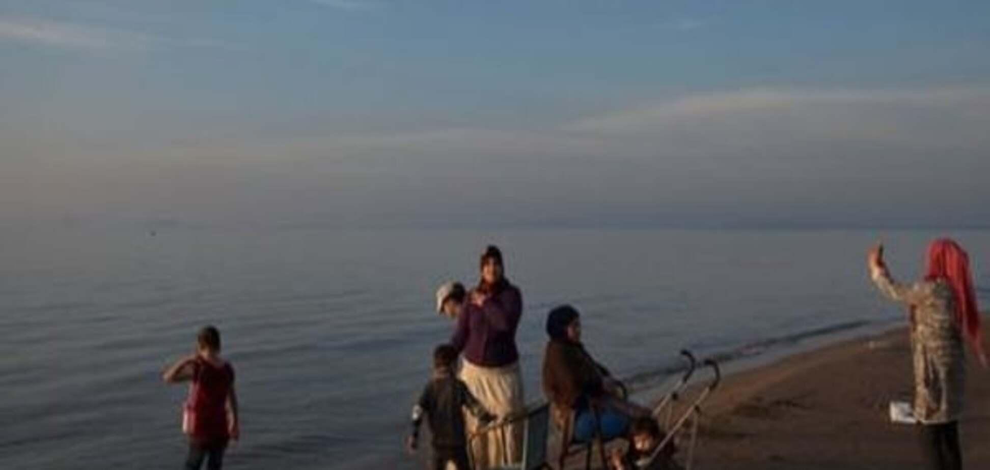 В обход 'балканского маршрута': нелегалы из Сирии проложили новый путь в ЕС