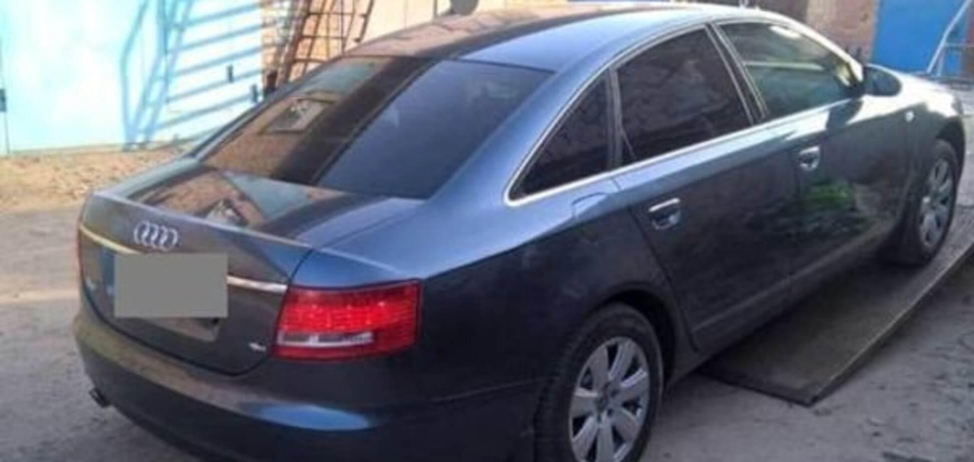 автомобиль Познякова