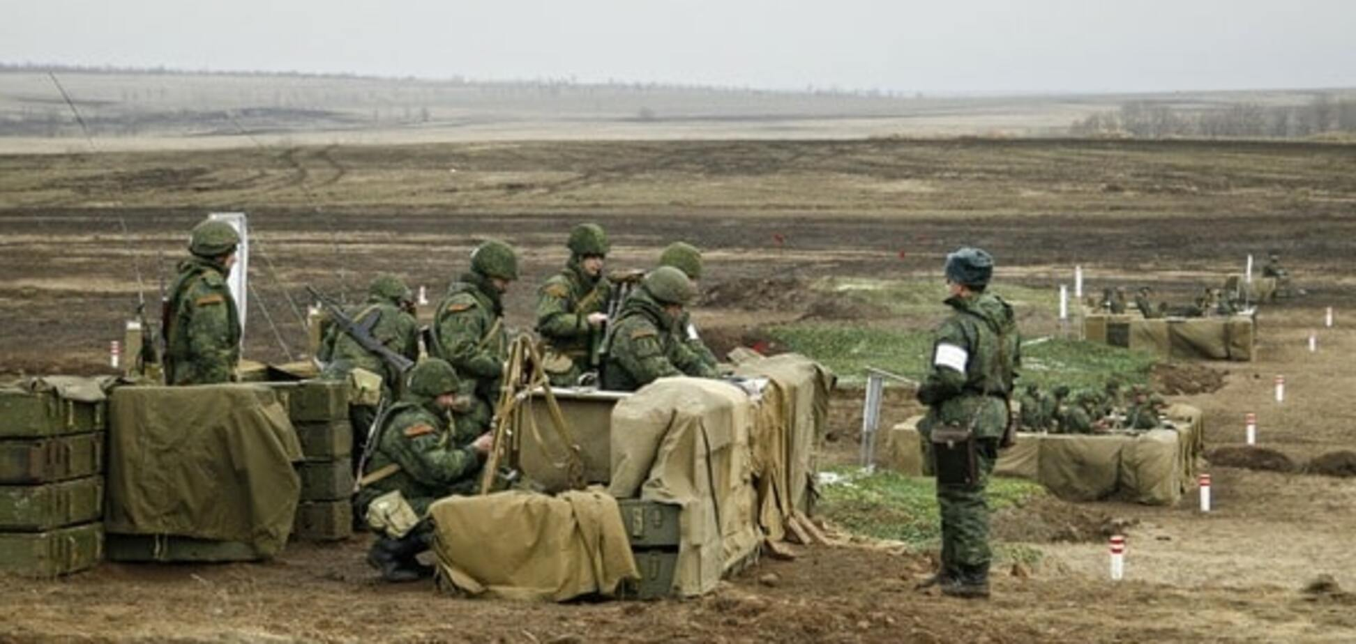 Терористи атакували бійців АТО поблизу Новотроїцька з бронетехніки