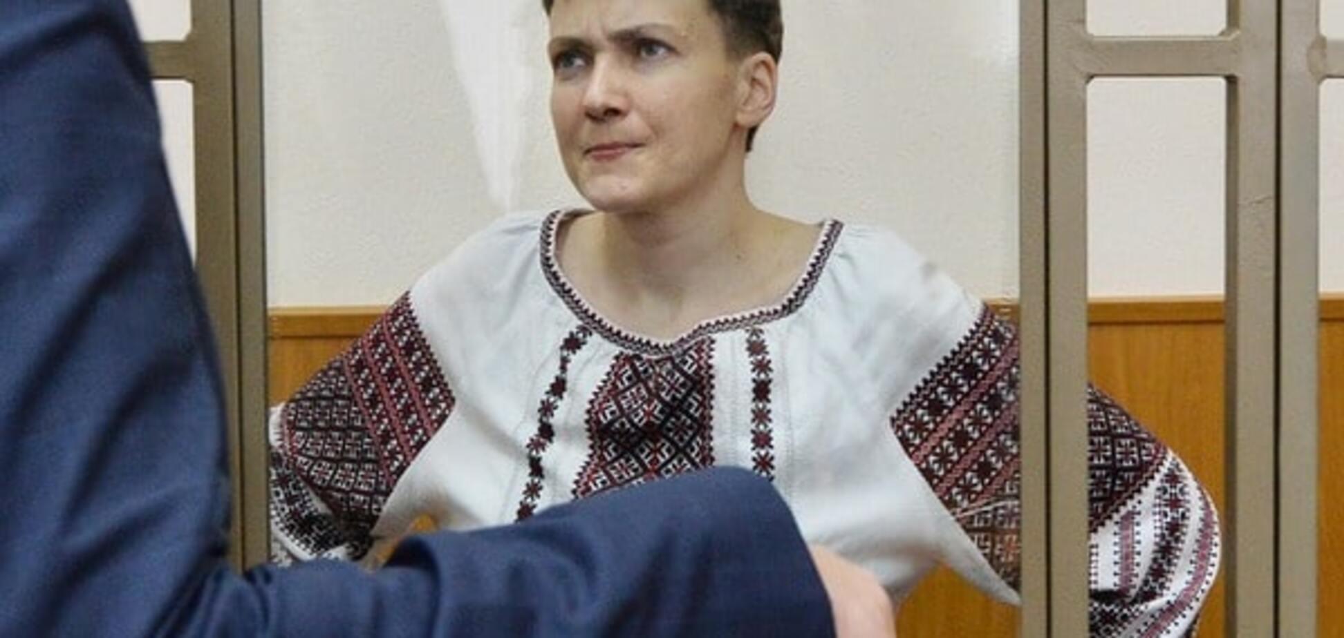 Савченко відмовилася від госпіталізації, незважаючи на смертельну небезпеку - адвокат