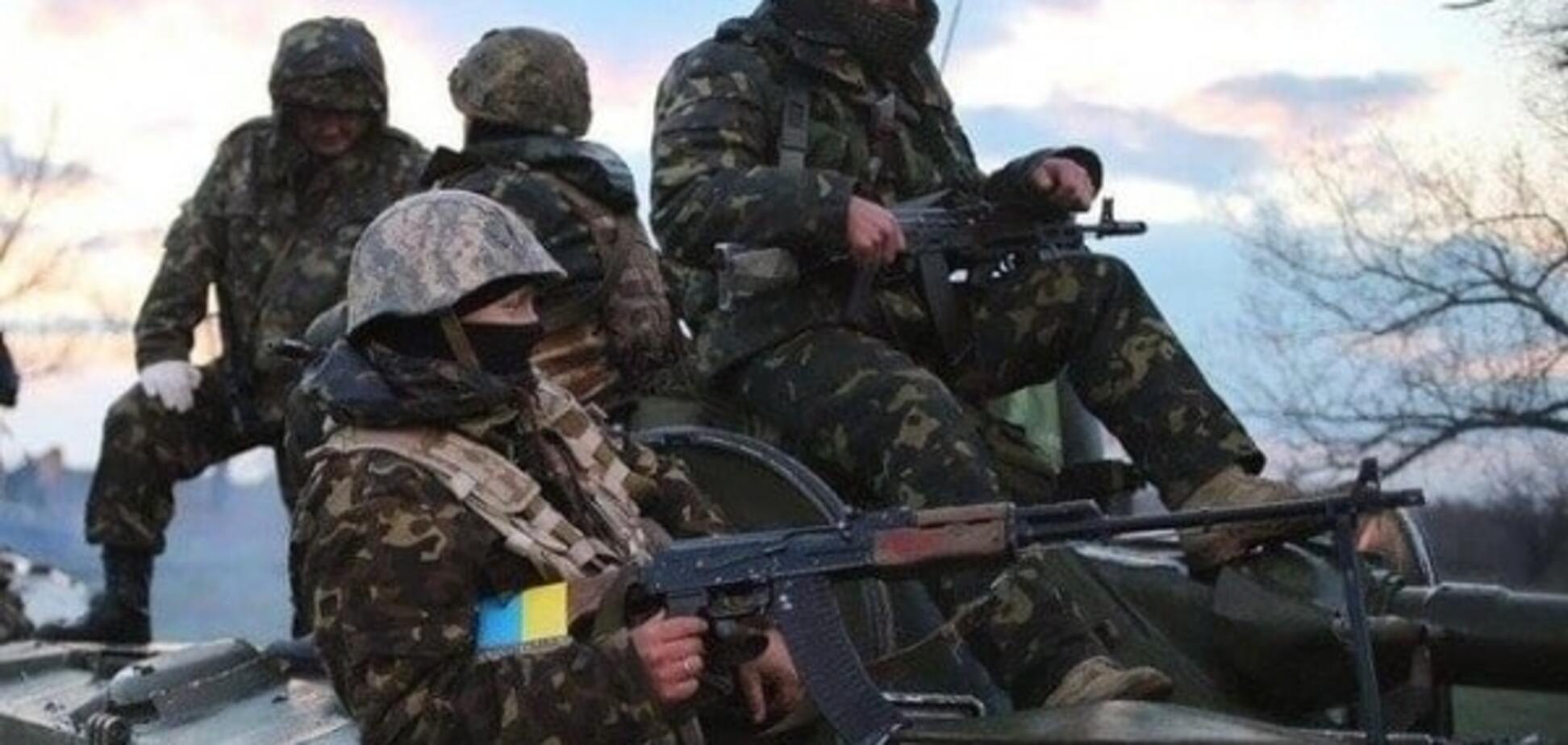 вояки танк