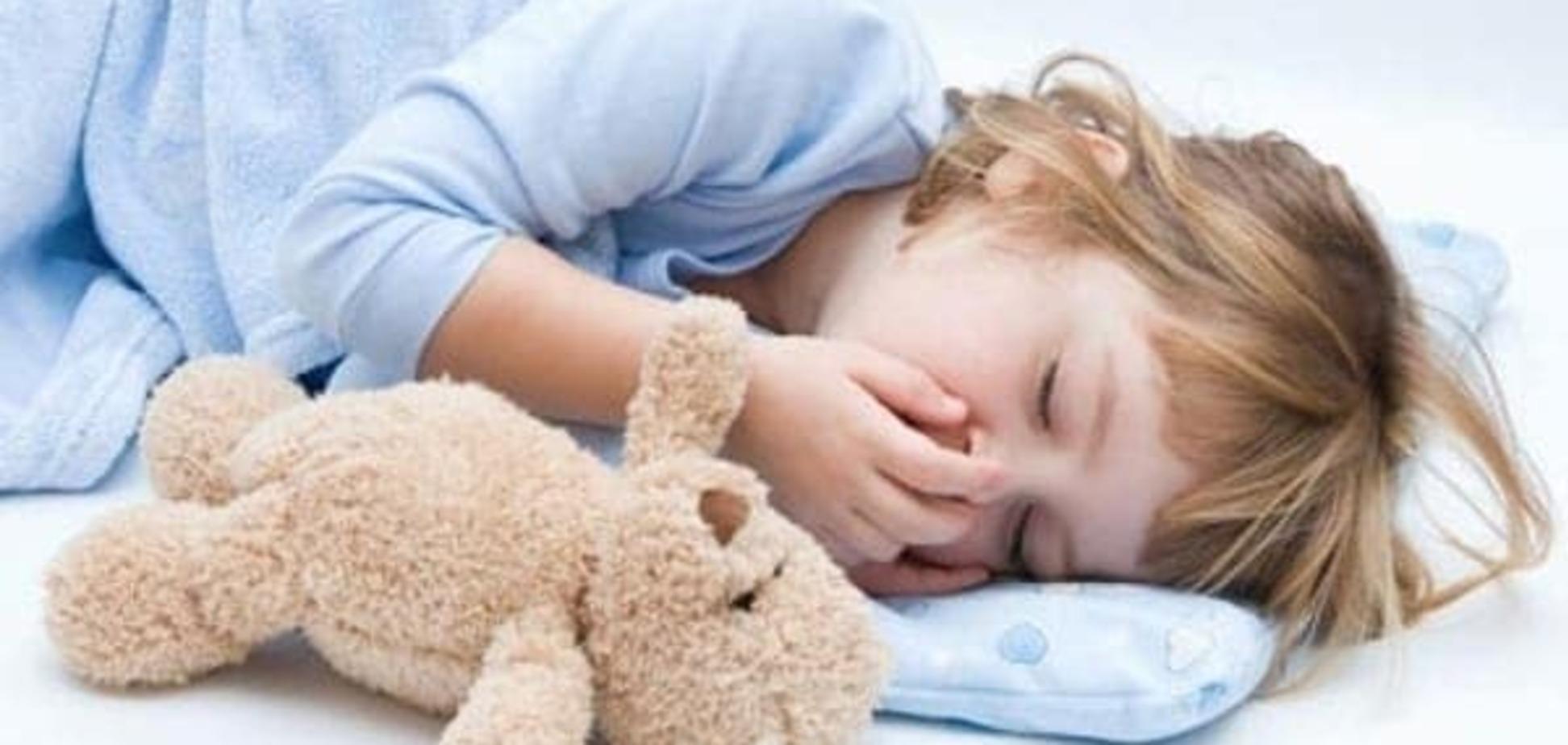 Первая помощь ребенку при пищевом отравлении